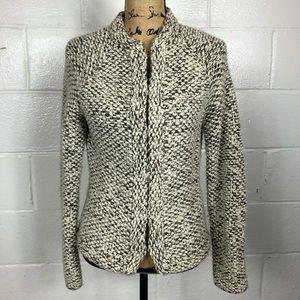 J. Crew Hand-knit Sweater Lambs Wool Medium